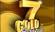 Игровые автоматы 7 Gold Scratch