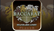 Игровые автоматы Baccarat Pro Series Table game