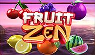 Игровые автоматы Fruit Zen
