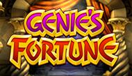 Игровые автоматы Genie's Fortune