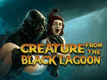 Игровой онлайн-автомат Чудовище Из Черной Лагуны