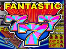 Играть платно в автомат Фантастическая Семерка