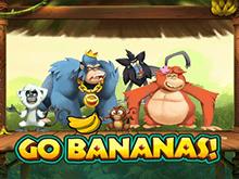 Игровой автомат Вперед Бананы! – играть платно