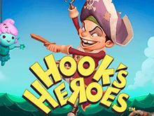 Игровой автомат Герои Крюка онлайн