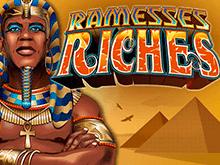 Автомат в казино Вулкан 24 Богатство Рамзеса