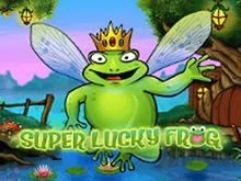Удачливая Лягушка – играйте в Вулкан 24 казино