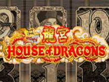 Жилище Драконов – мобильная версия слота от создателя Microgaming