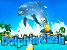 Вулкан автомат с выводом денег Dolphin Cash