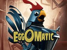 Eggomatic – автомат НетЕнт с реальным выводом выигрышей