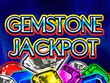 Автомат Вулкан с зачислением денег на счет Gemstone Jackpot