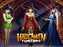 Сорвать выигрыш в игровом портале во флеш-игре Хэллоуин