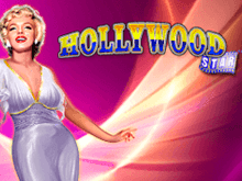 Hollywood Star – звездный игровой автомат от Novomatic
