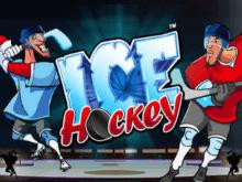 Ice Hockey онлайн-автомат на деньги на платформе Playtech