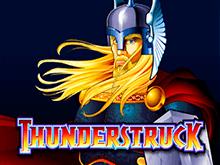 Вулкан автомат с гарантированными выплатами Thunderstruck