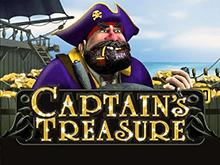 Captains Treasure – игровой слот от разработчика софта Playtech