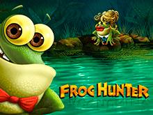 Автомат с прибыльными бонусами Frog Hunter