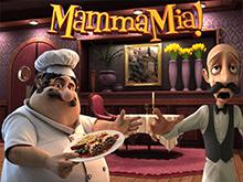 Мама Миа – популярный слот от разработчика Бетсофт