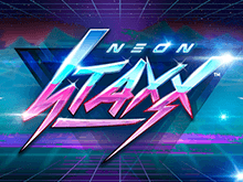 Слот Neon Staxx из коллекции Netent бесподобен