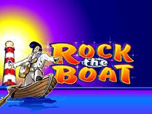 Rock The Boat от Microgaming – игровой онлайн гаминатор на сайте