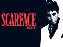 Автомат на сайте виртуального казино Scarface