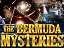 Высокий процент выплат в слотах The Bermuda Mysteries