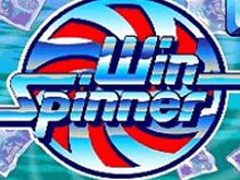В казино доступна азартная игра Win Spinner