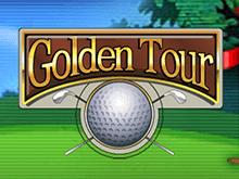 Аппарат Золотой Тур в онлайн казино Вулкан на реальные деньги