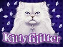 Популярная виртуальная азартная игра Kitty Glitter