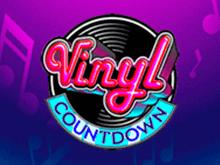 Vinyl Countdown качественный игровой аппарат из коллекции Microgaming