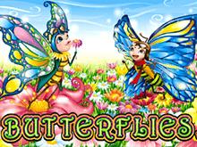 Азартная игра от популярного разработчика Butterflies