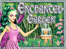 Получите шанс использовать бонусный раунд автомата Зачарованный Сад