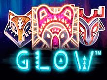 Играйте в онлайн аппарат Glow в Вулкан 24