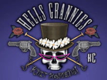 Аппарат Hells Grannies на игровом портале Вулкан 24