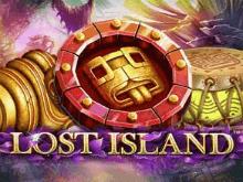 Видео-слот Lost Island популярен среди посетителей, любящих азартные игры