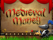 Видео-слот Средневековые деньги популярный среди фартовых игроков
