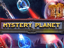 Mystery Planet в игровом клубе Вулкан 24