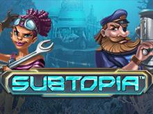 Получите шанс попасть в бонусный тур игрового автомата Subtopia