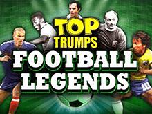 Игровой слот Top Trumps Football Legends: выигрывать можно