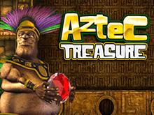 Игровой портал с автоматом на деньги Сокровища Ацтеков 2D