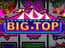 Сорвите 5000 кредитов в виртуальной игре Биг Топ
