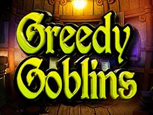 В казино с выводом денег азартная игра Жадные Гоблины