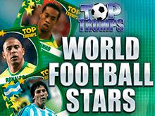 Автомат игрового казино Мировые Звезды Футбола