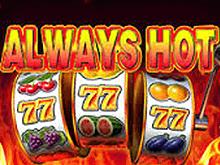 Гаминатор Always Hot – веселье и кураж на портале Вулкан Делюкс