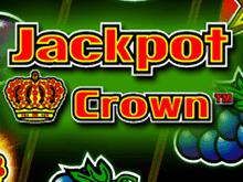 Играть в гаминатор Jackpot Crown на портале Вулкан Делюкс