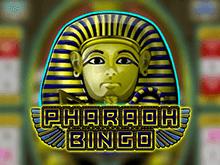 Испытайте удачу в виртуальном автомате Фараон Бинго