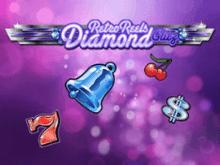 Фартовый гаминатор Retro Reels Diamond Glitz на Вулкан Делюкс