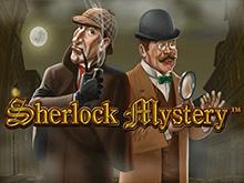 Sherlock Mystery — детективный автомат клуба Вулкан Делюкс