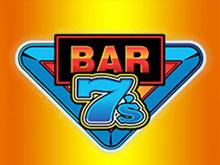 Игровой автомат со множеством бонусов Bar 7's