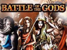 Battle Of The Gods: популярный игровой автомат от Playtech