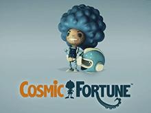 Виртуальный автомат с бесплатными спинами Cosmic Fortune